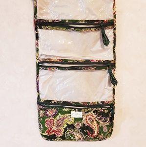 Vera Bradley Travel Makup Bag
